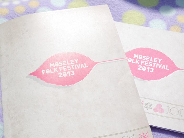 Moseley Folk Festival 2013 -The Green Eyed Girl