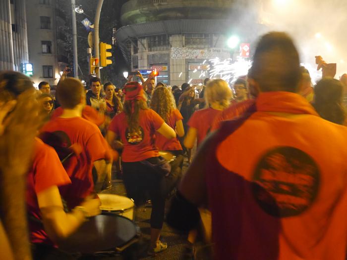 CF-drummers-retreating