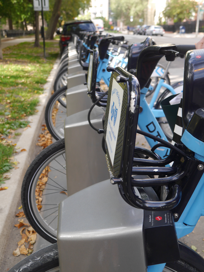 Divvy bikes, Chicago