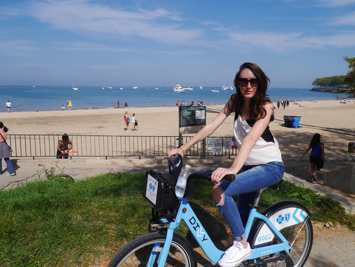 Chicago by bike