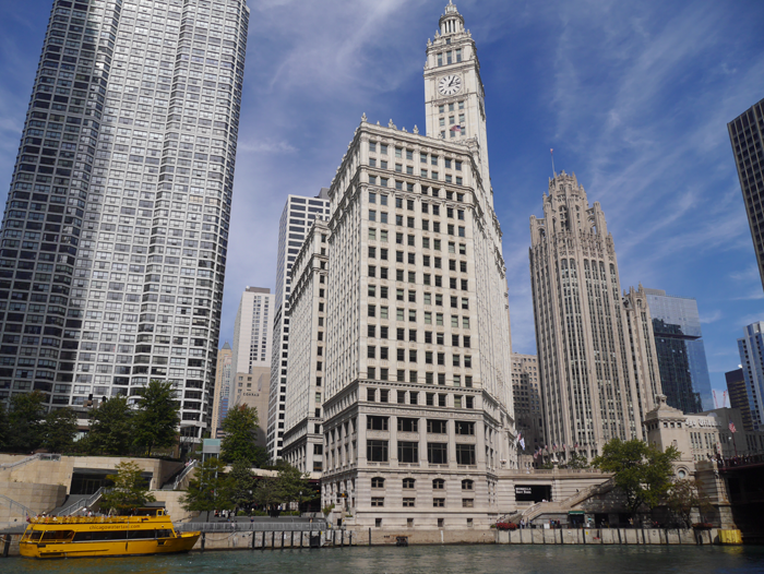 A tour of Chicago