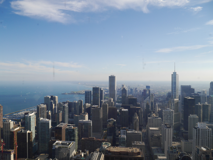 Best viewing platform in Chicago