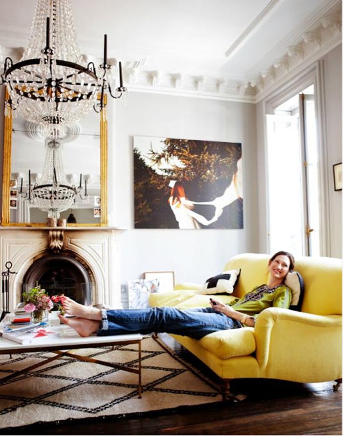 Yellow-sofa-