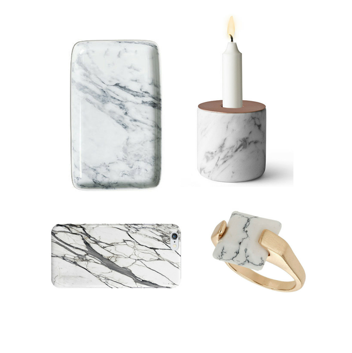 Lusting after: Marble