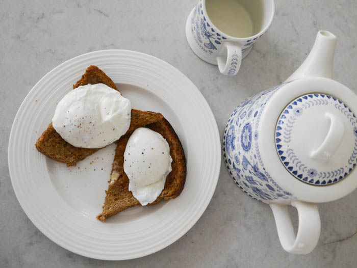 how to make the perfect poached egg youtube