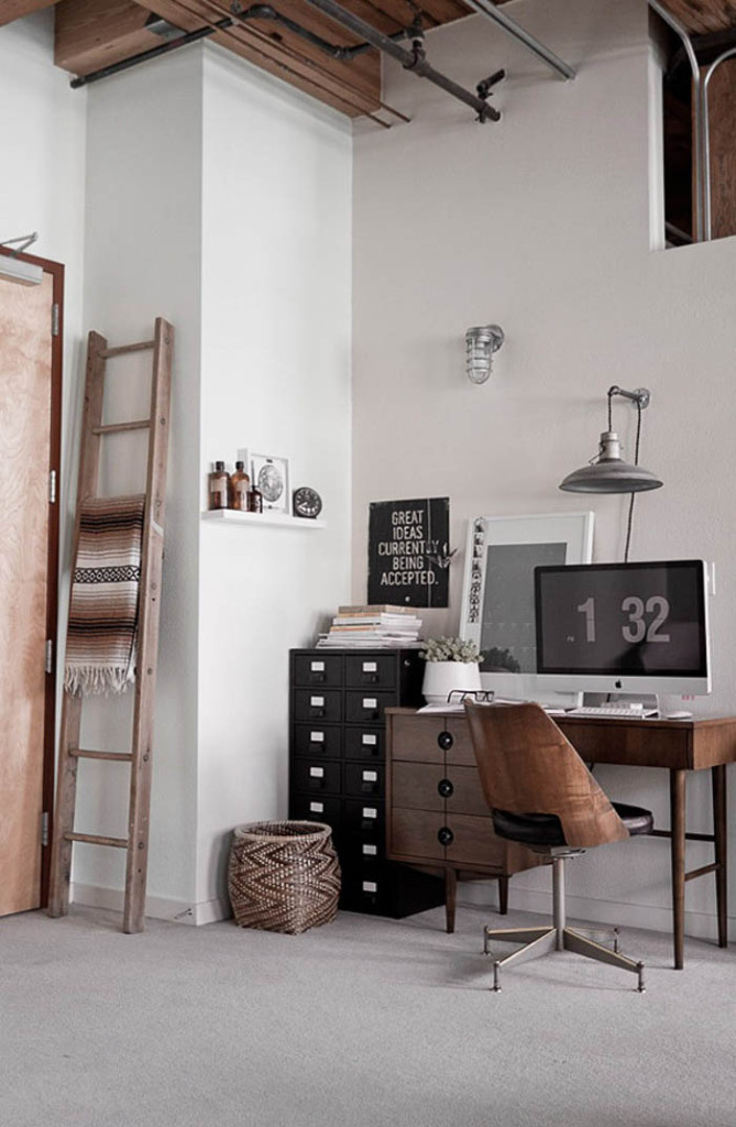 Home inspiration: masculine spaces
