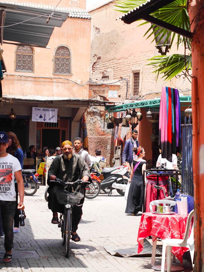 Arriving in Marrakech-18