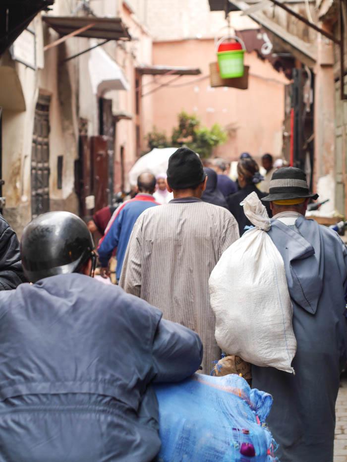 Arriving in Marrakech-2
