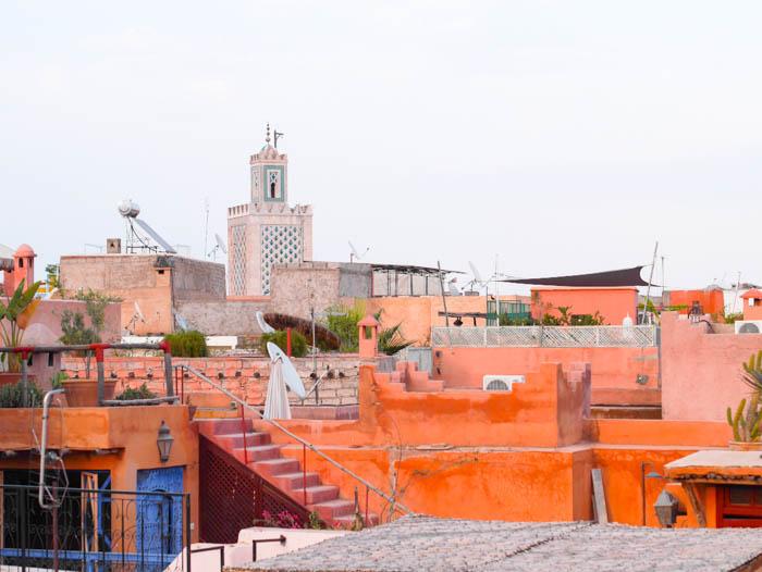 Arriving in Marrakecheve-2