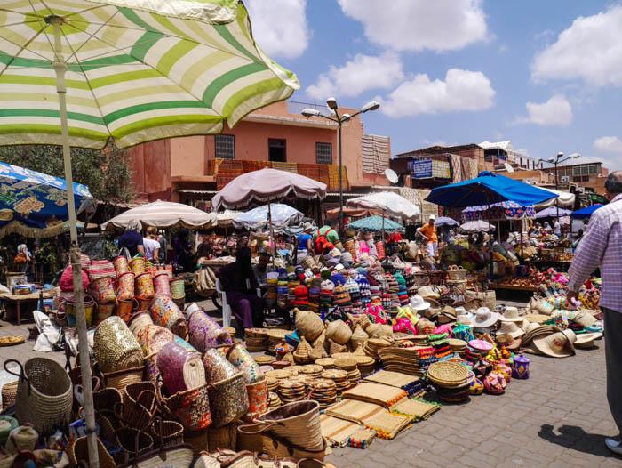 Arriving in Marrakecheve3-1