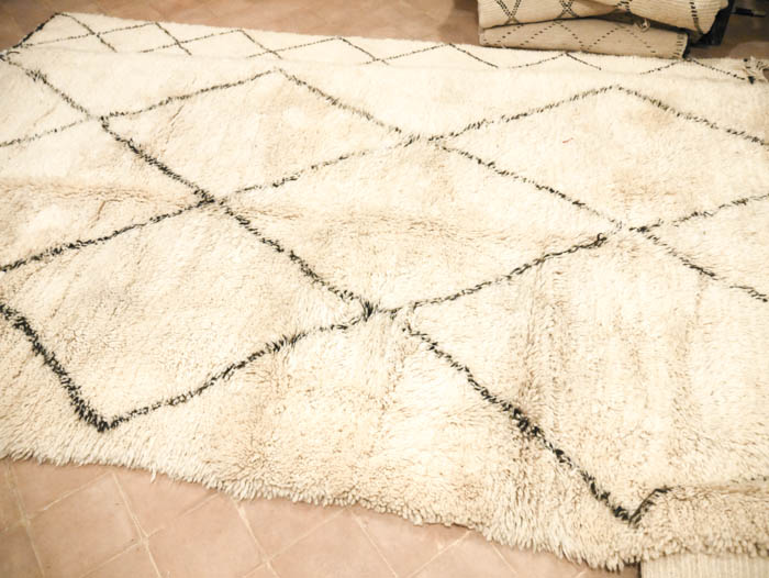Buying a Beni Ourain rug-7
