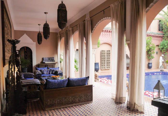 Kasbah Tamadot Marrakech 2