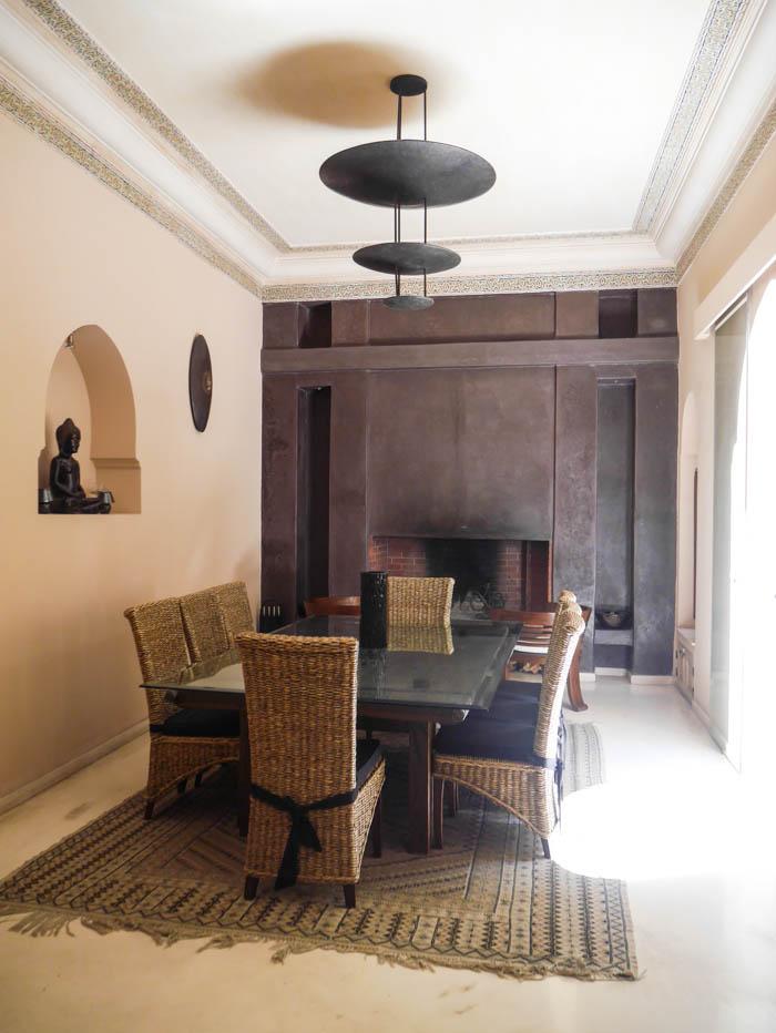 moroccan interiors. Modern moroccan interiors 11  Moroccan Riad Hizad The Green Eyed Girl