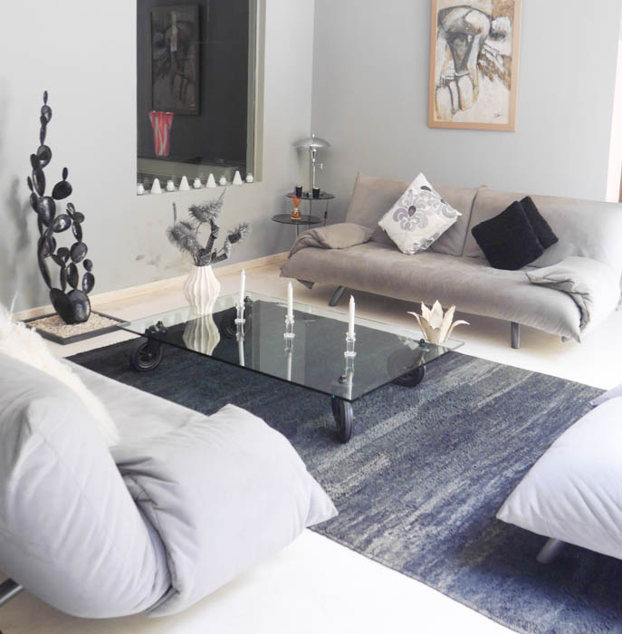 Modern Moroccan interiors – Riad Hizad