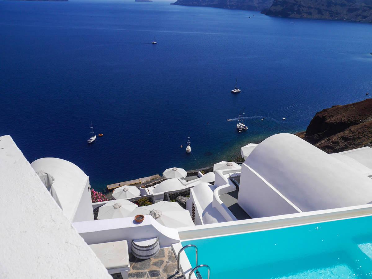 Santorini travel diary part 1 – Oia