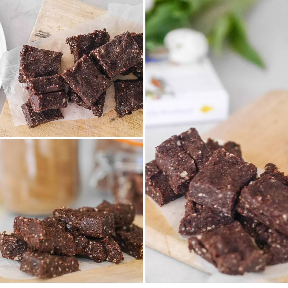 sugar free baking collage 2
