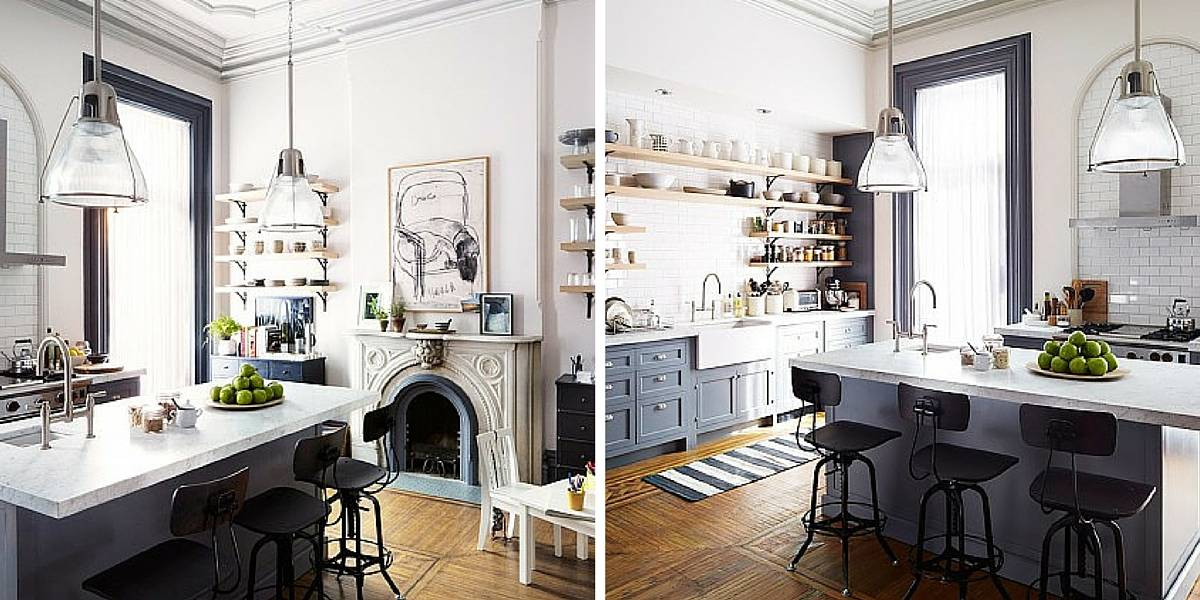 The Intern - kitchen