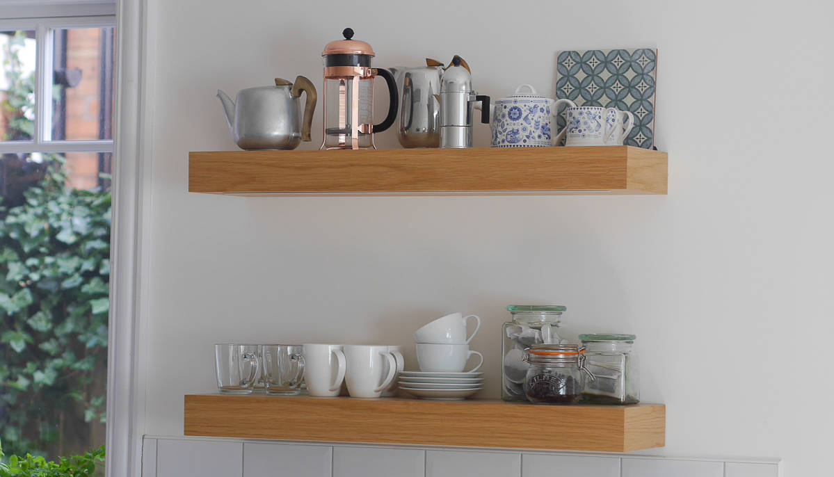 3 ways to style open kitchen shelves-4