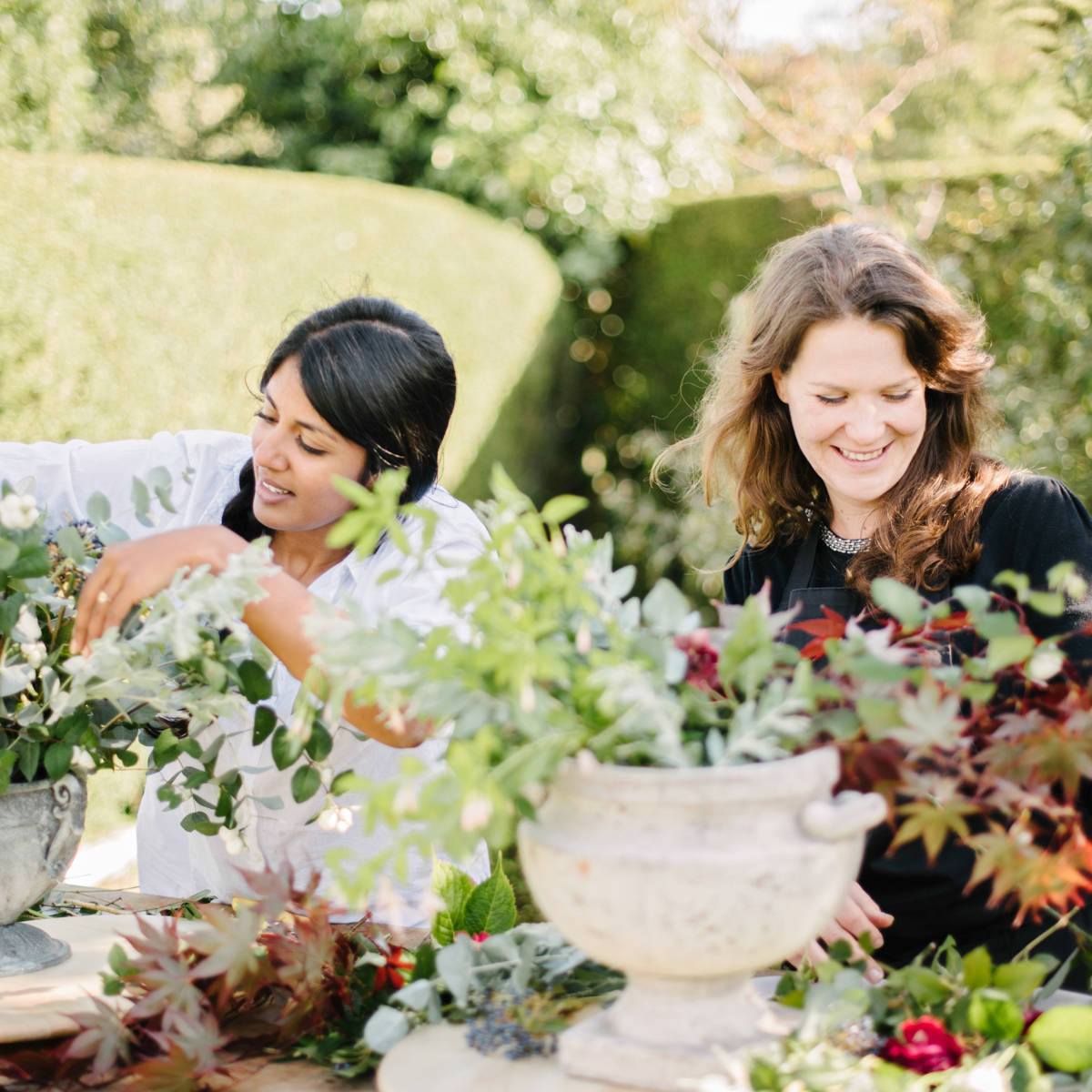 Career profile: Sarah from Floribunda Rose, artisan wedding florist
