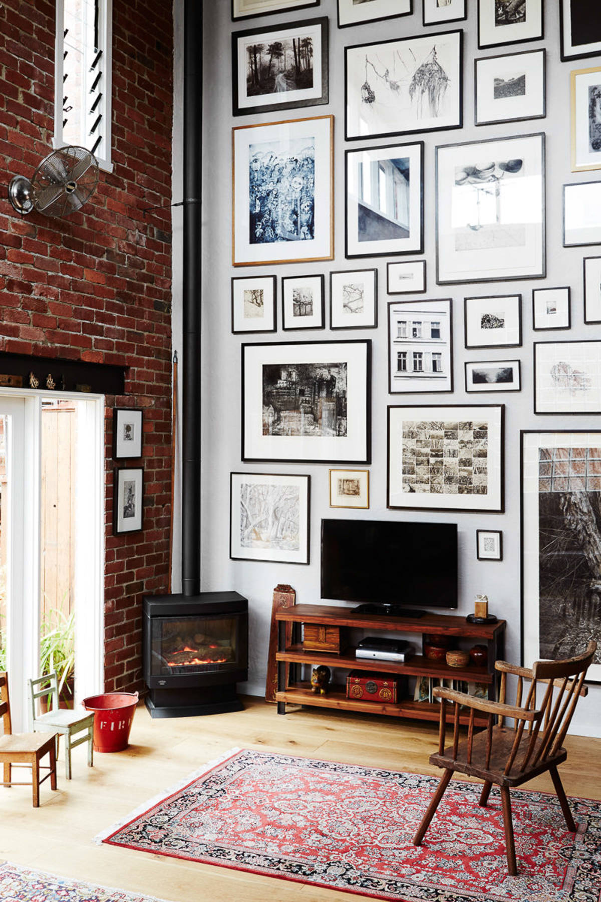 Home Inspiration: Home Inspiration: Gallery Walls