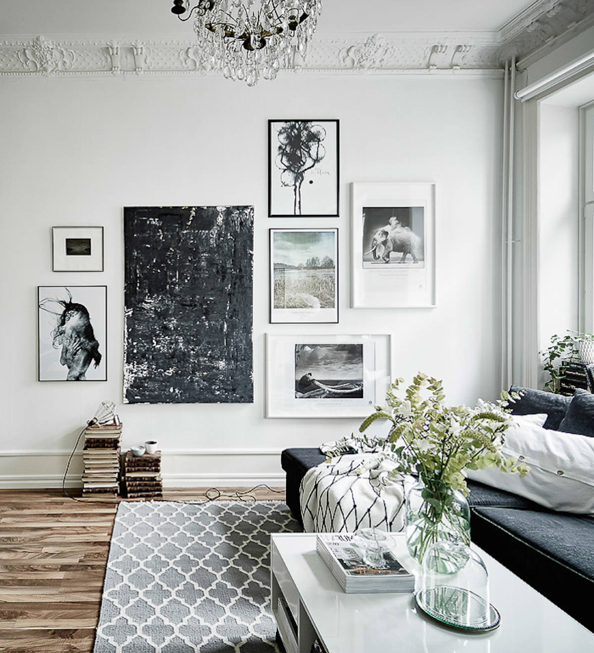 Inspiration Home Decor: Home Inspiration: Gallery Walls