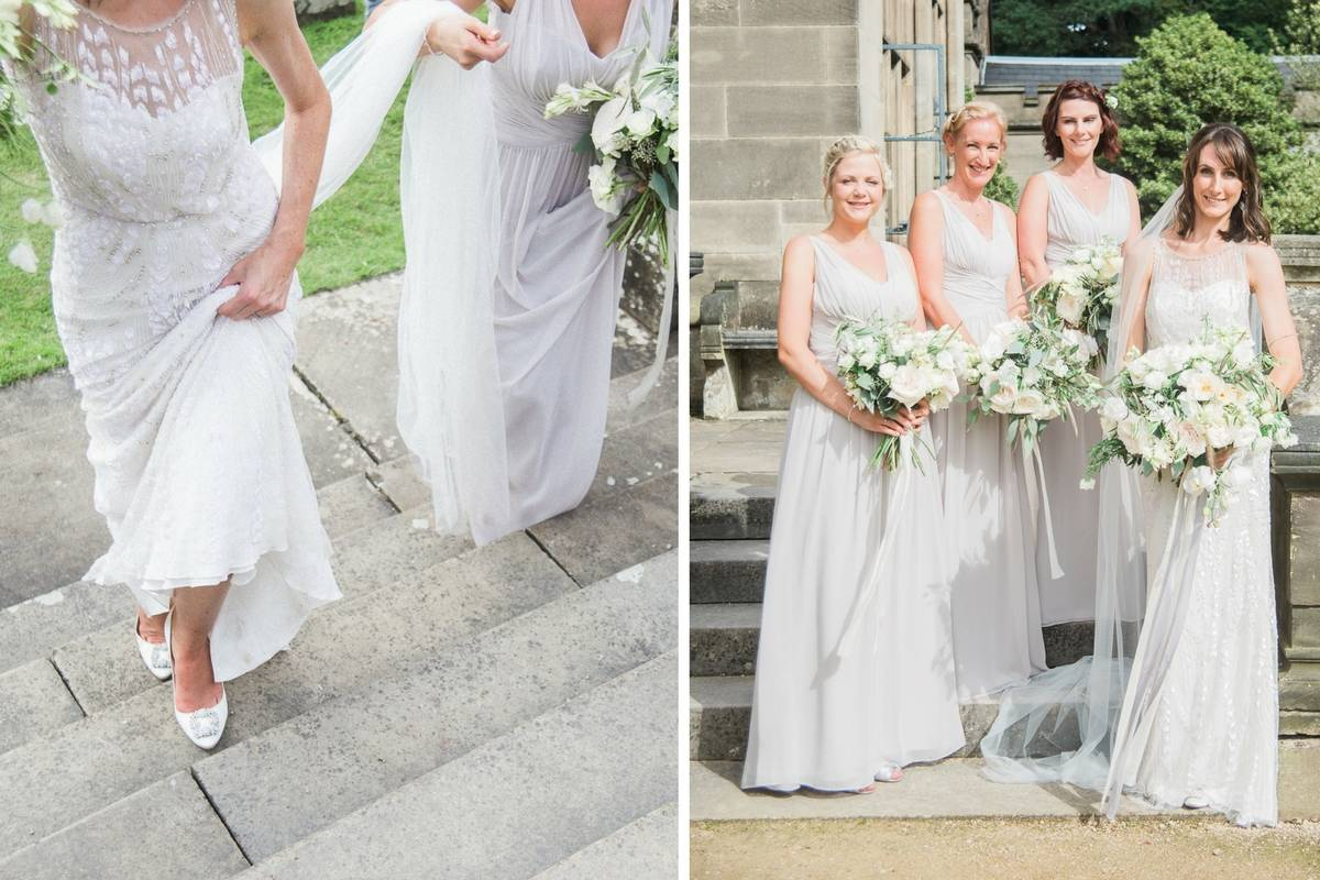 Lifestyle blogger Claire Wainwright of The Green Eyed Girl shares her wedding