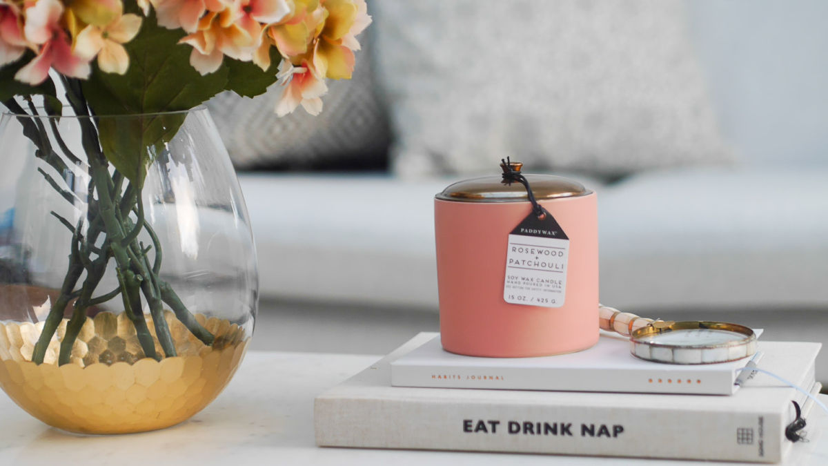The perfect luxury candle for hygge