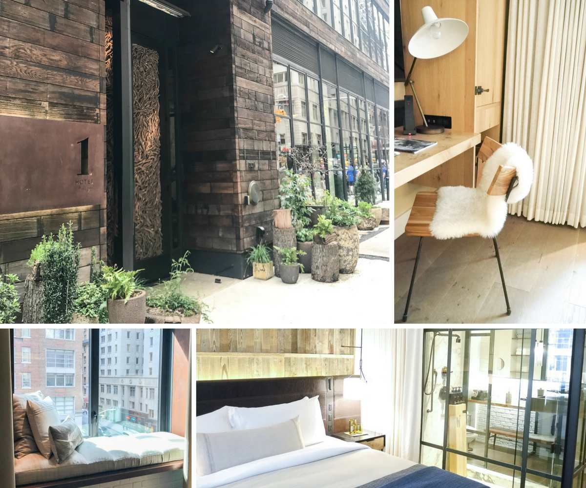 New York travel guide - 1Hotels Central Park