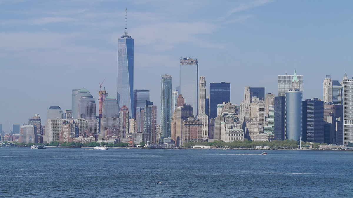 New York travel guide - Manhattan skyline