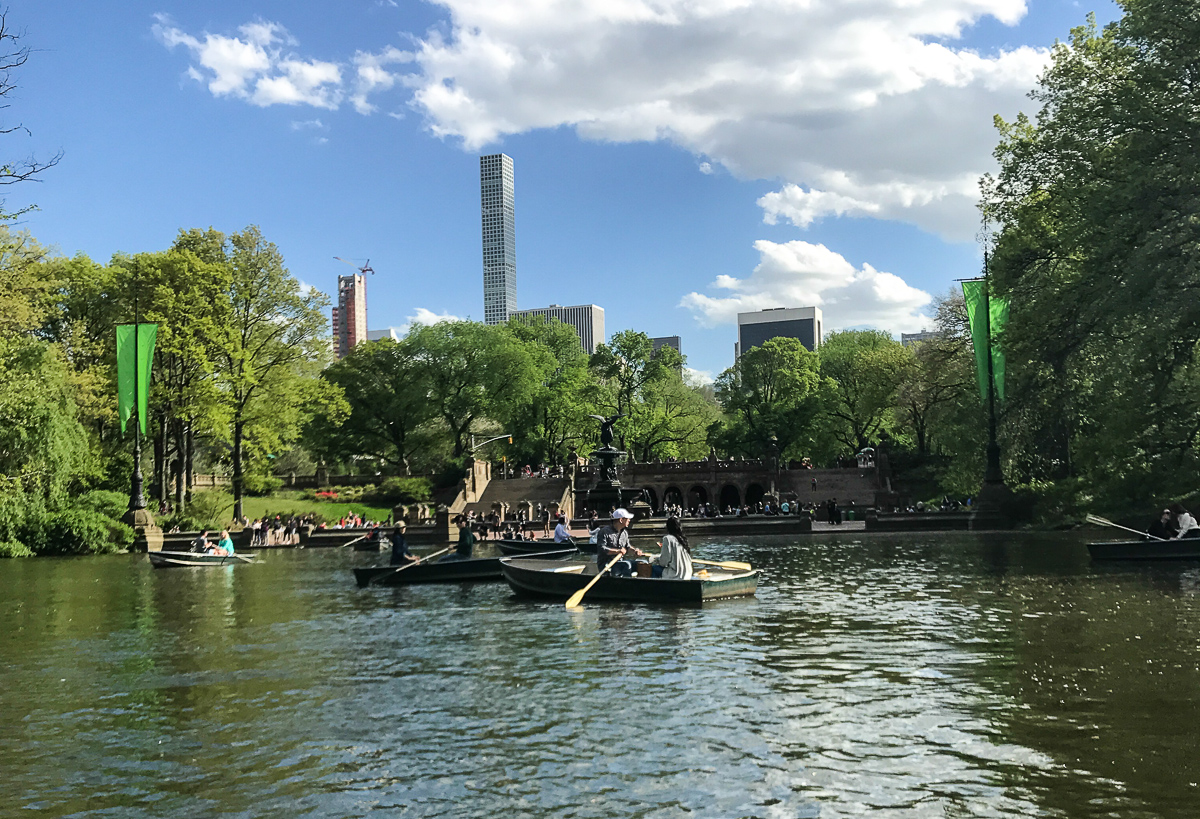 New York travel guide - Central Park