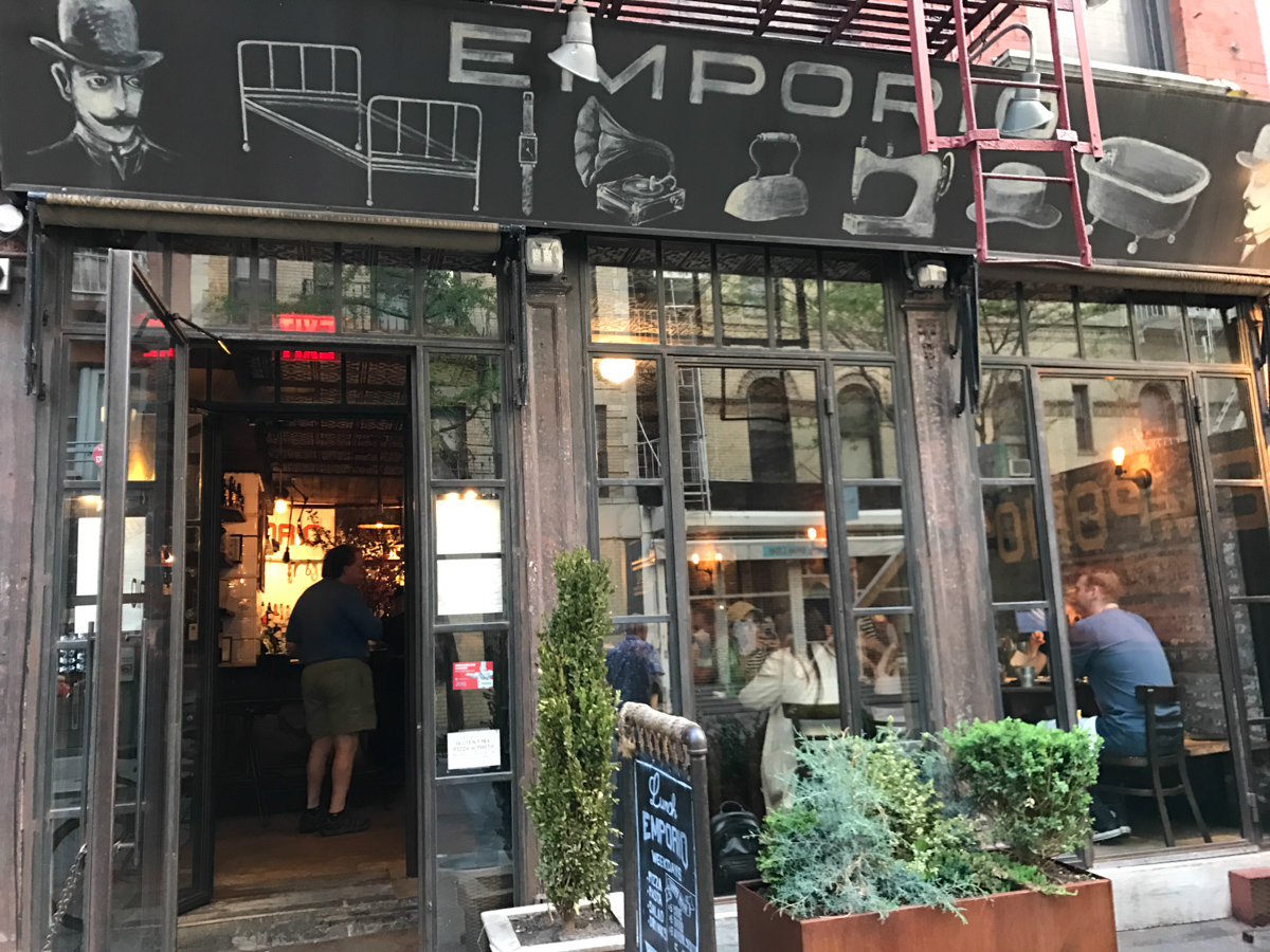 New York travel guide - Emporio