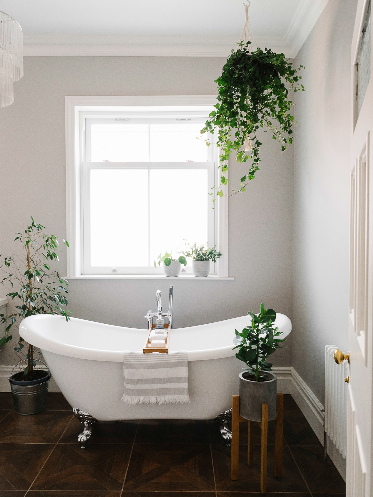 My bathroom tour and 5 ways to create the hotel bathroom look at home