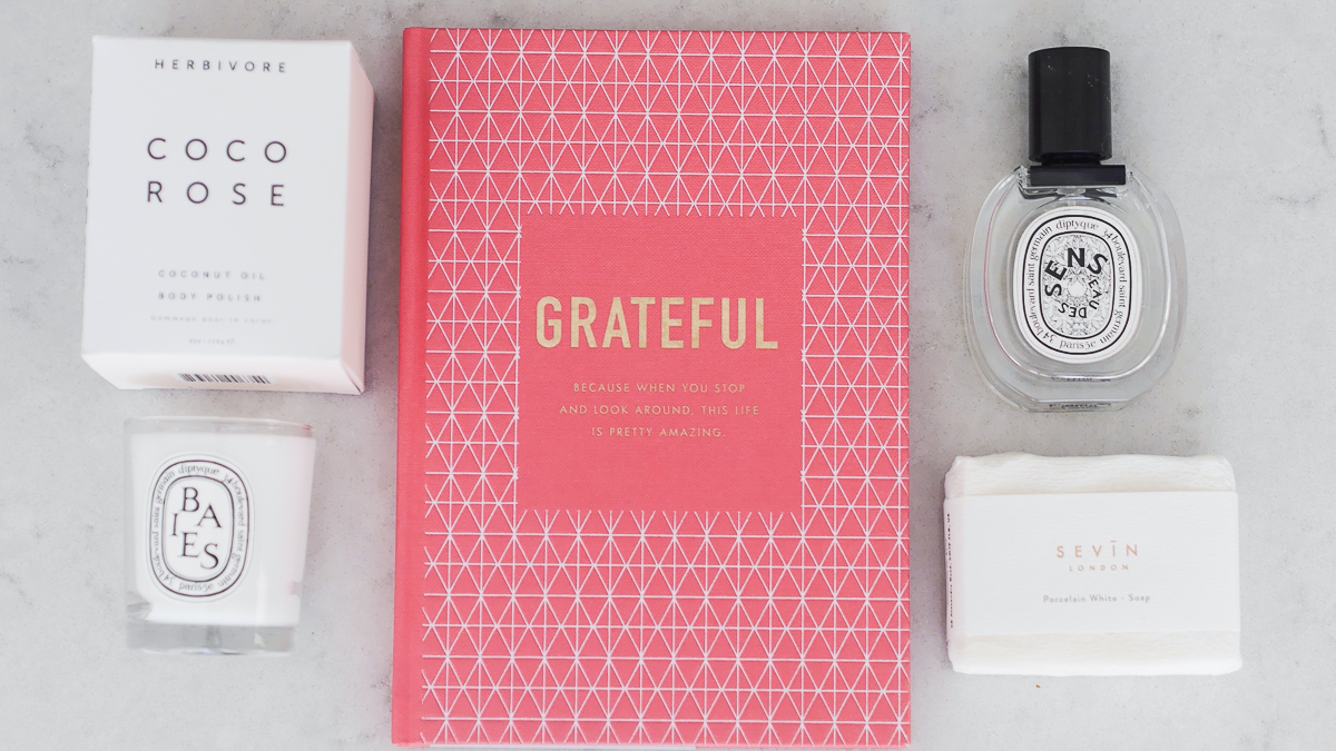 How I approach gratitude and living life to the full