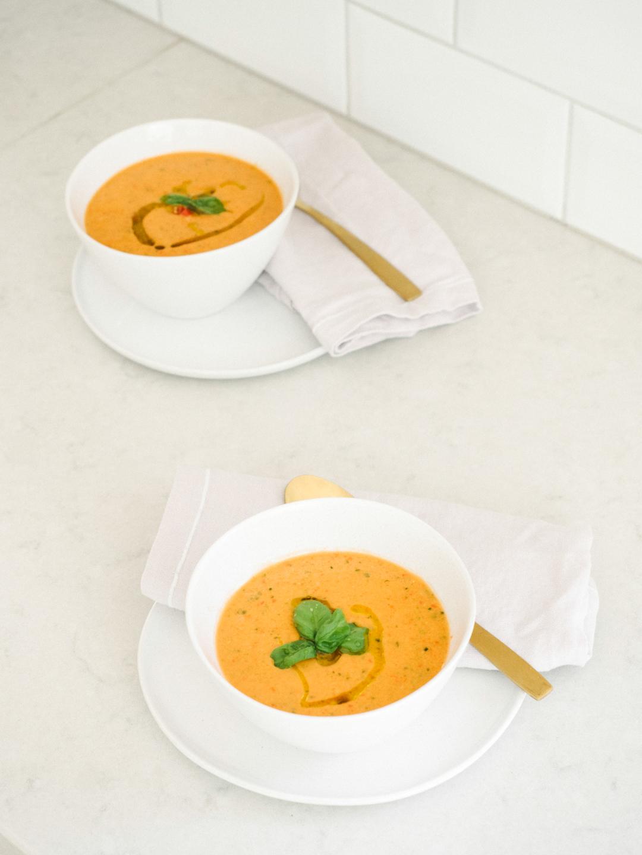 Gazpacho soup recipe