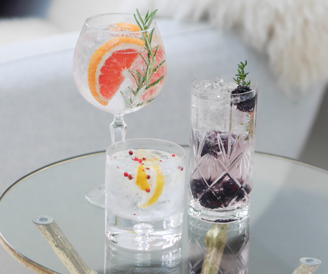 3 ways to elevate your everyday gin and tonic