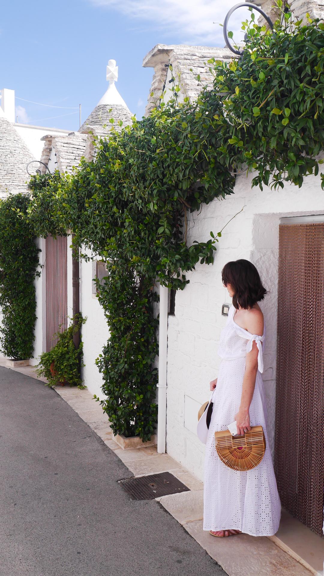 Puglia travel diary - Arbellobello