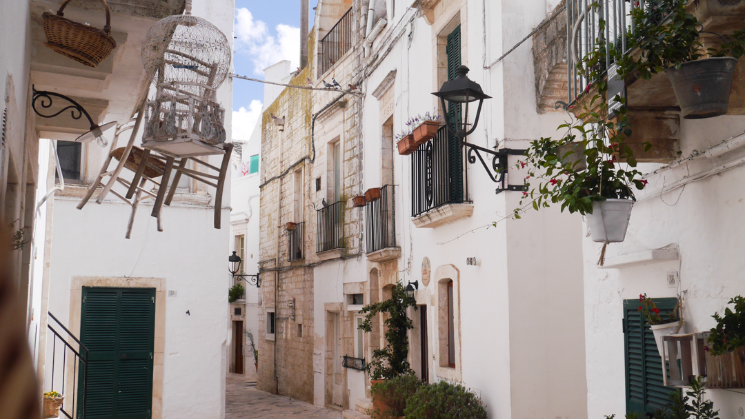 Puglia travel diary - Locorotondo