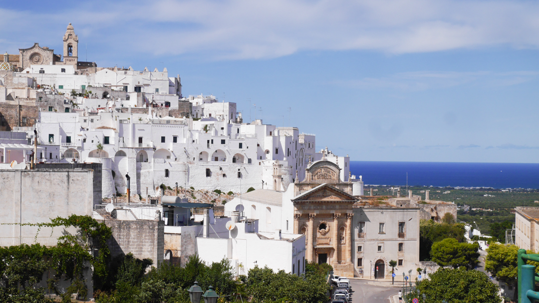 Puglia travel diary - Ostuni