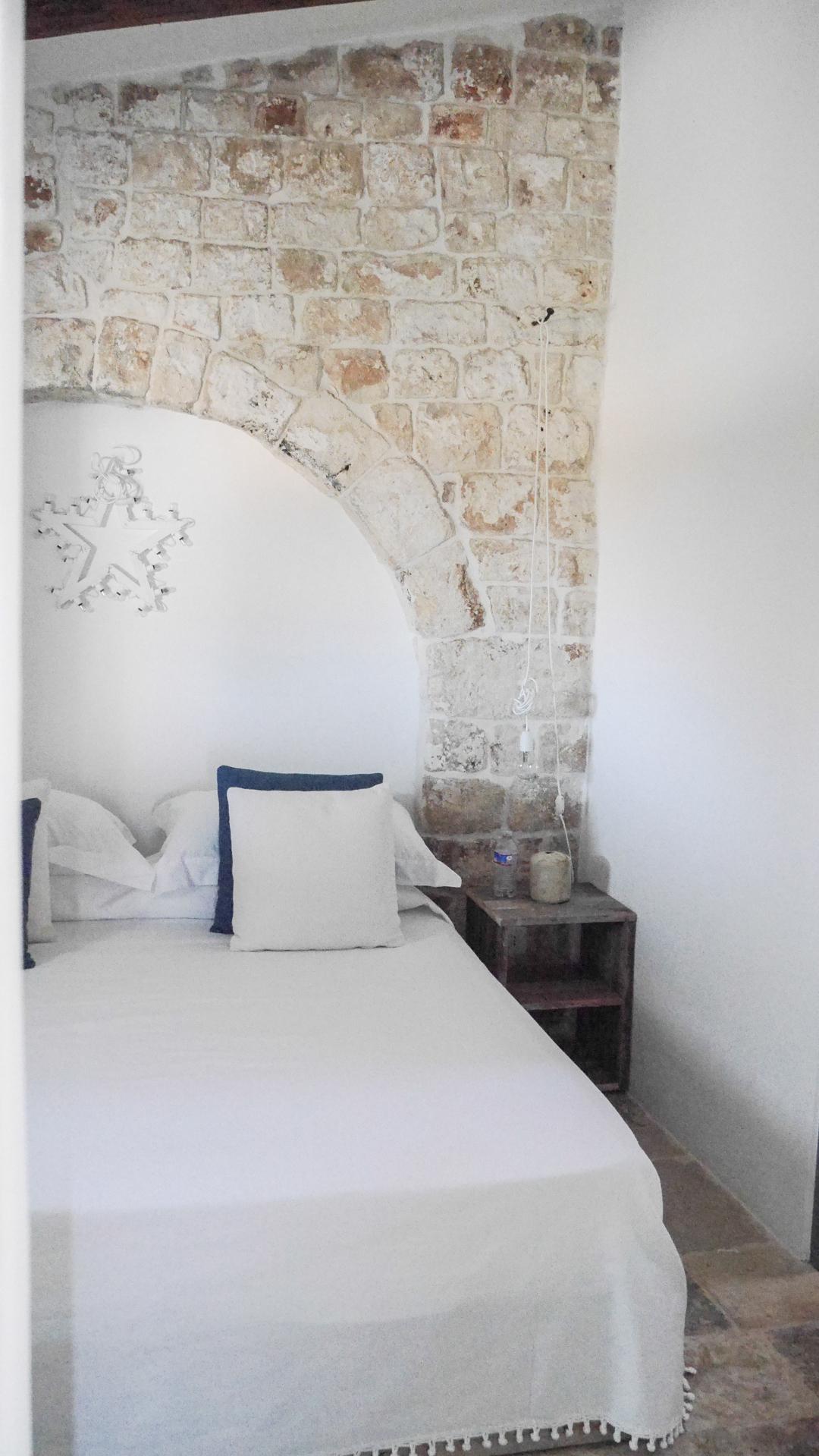 Nina Trulli - luxury hotel for modern rustic interior lovers