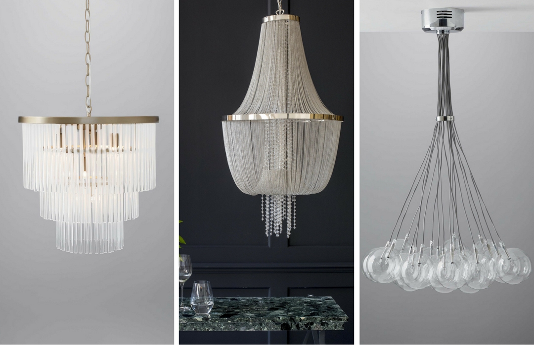 The best BHS lighting - chandelier Edit
