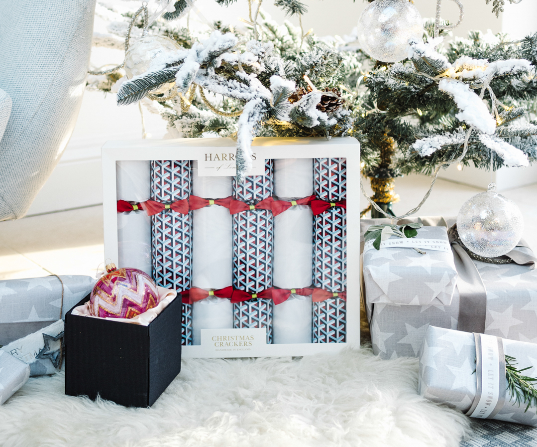New Christmas traditions - Harrods Christmas Crackers