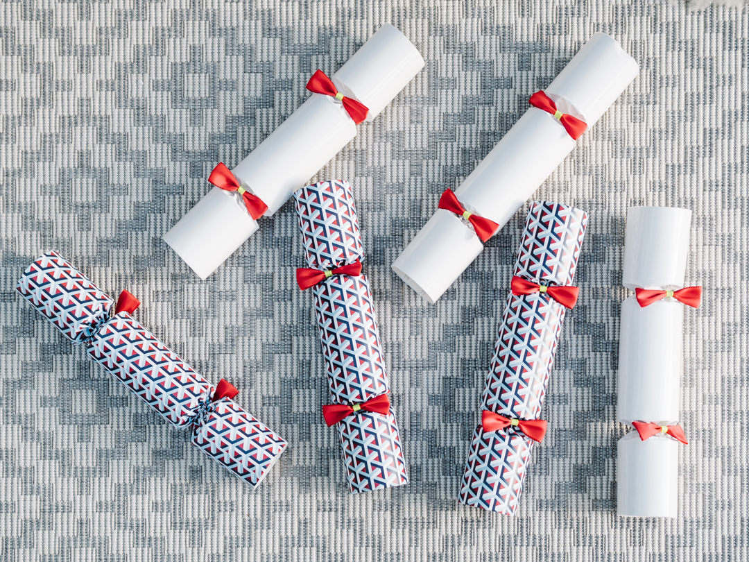 New Christmas traditions - crackers