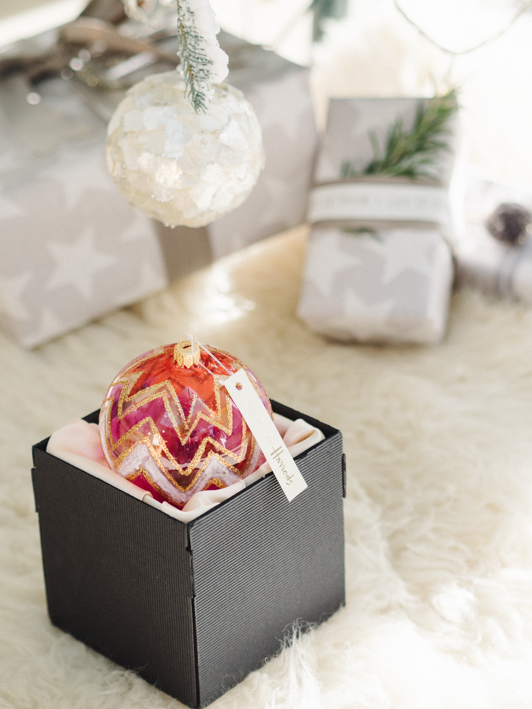 New Christmas traditions - Christmas decorations