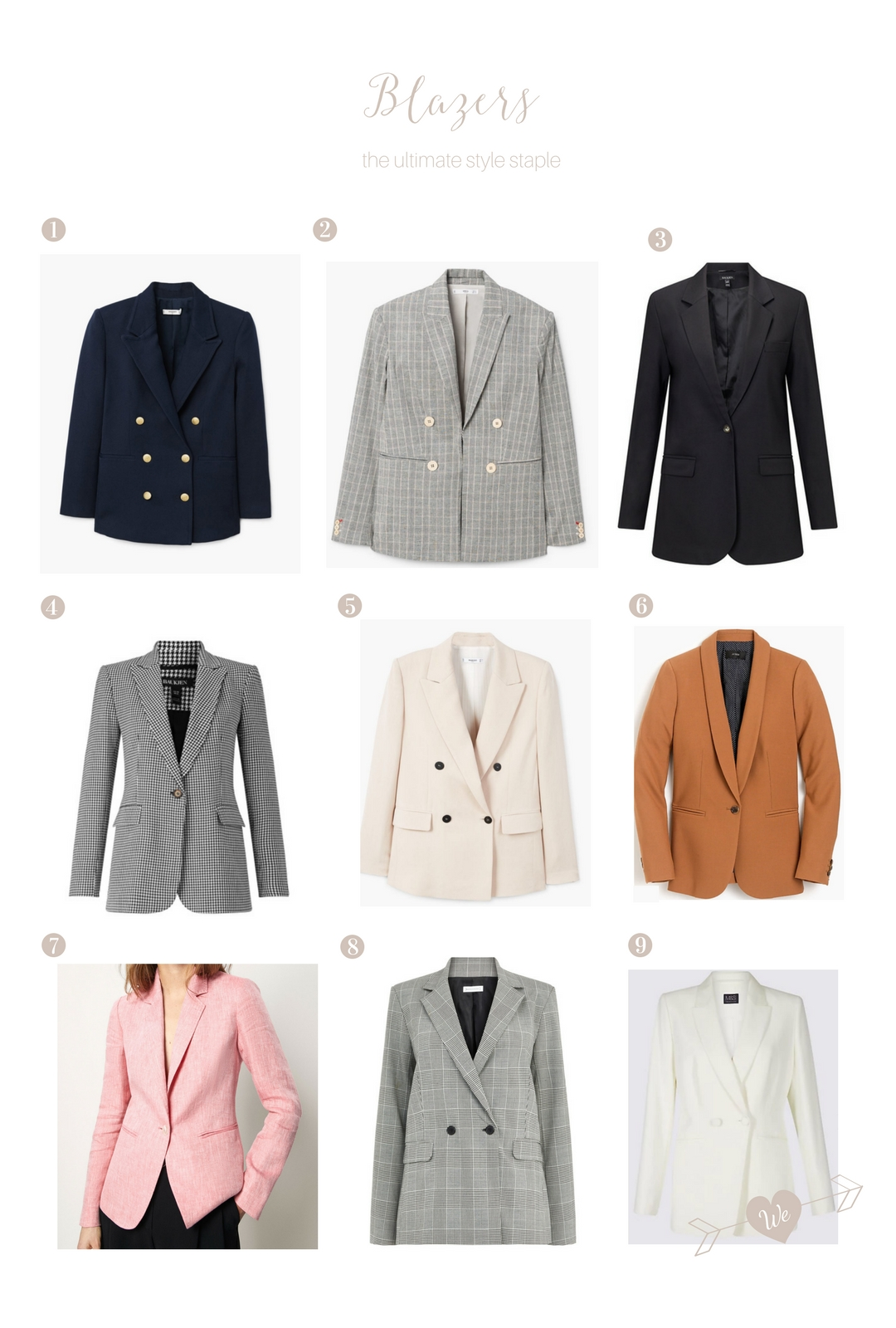 Style staple: the blazer