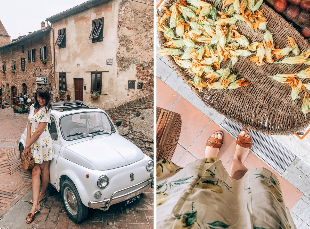 Travel guide for Tuscany, Italy - Certaldo