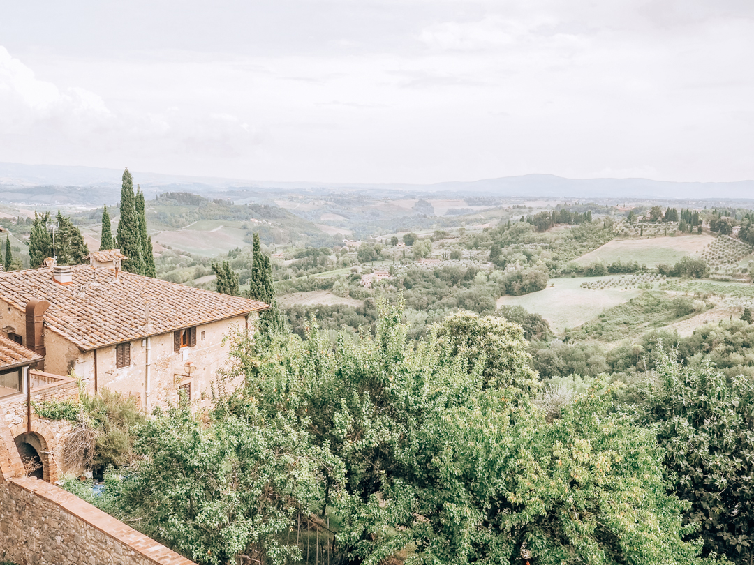 Travel guide for Tuscany, Italy - San Gimignano