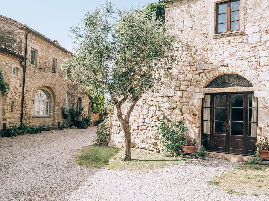 Anniversary trip to Tuscany, Italy part 1 (Borgo Pignano)
