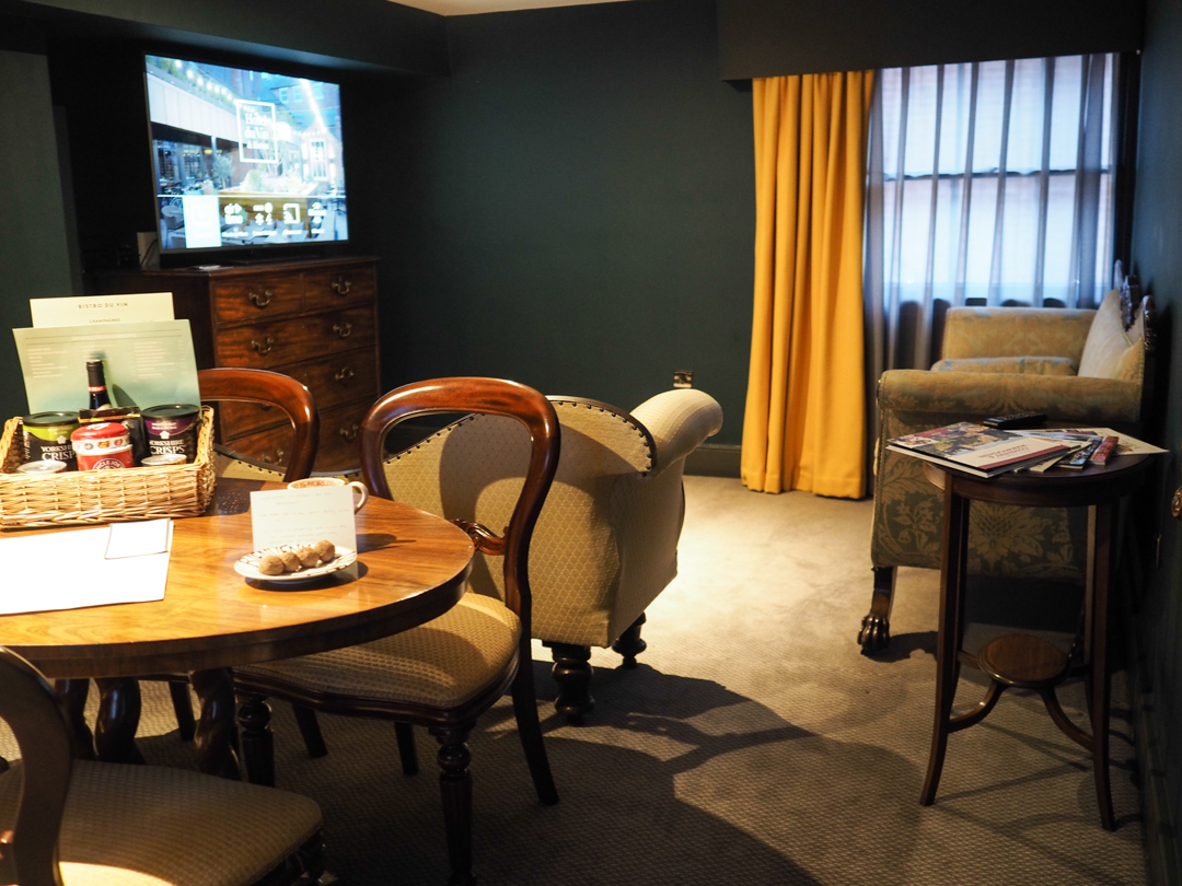 Exploring Stratford and staying in the Hotel Du Vin, Stratford