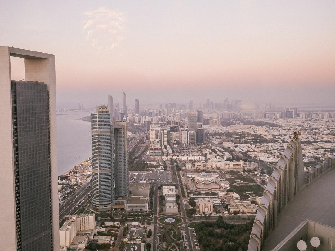 R+R in Abu Dhabi