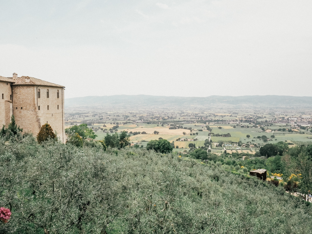Views of Umbria
